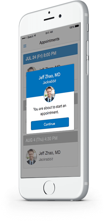 Telemedicine Technology by Chiron Health